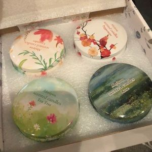 3 for 25 Scented candle gift set